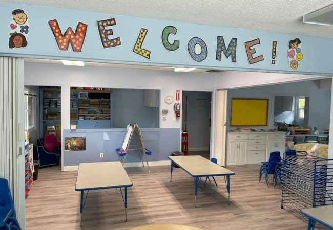 Preschool Welcome